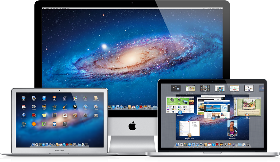Mac OS X Lion 功能改进