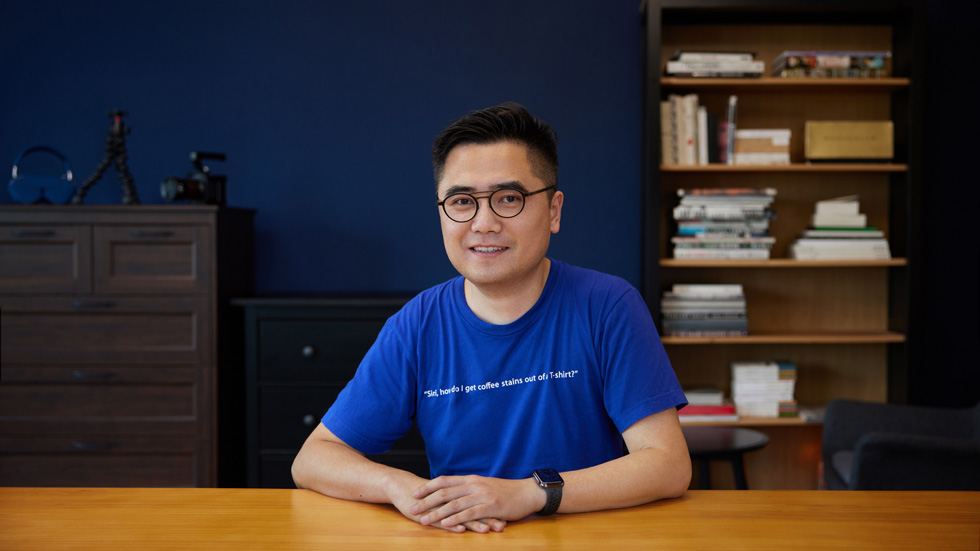 林嘉澍成立的灵光闪现科技有限公司,在 App Store 成功推出了三款照片、视频和 Vlog 视频博客编辑 app。