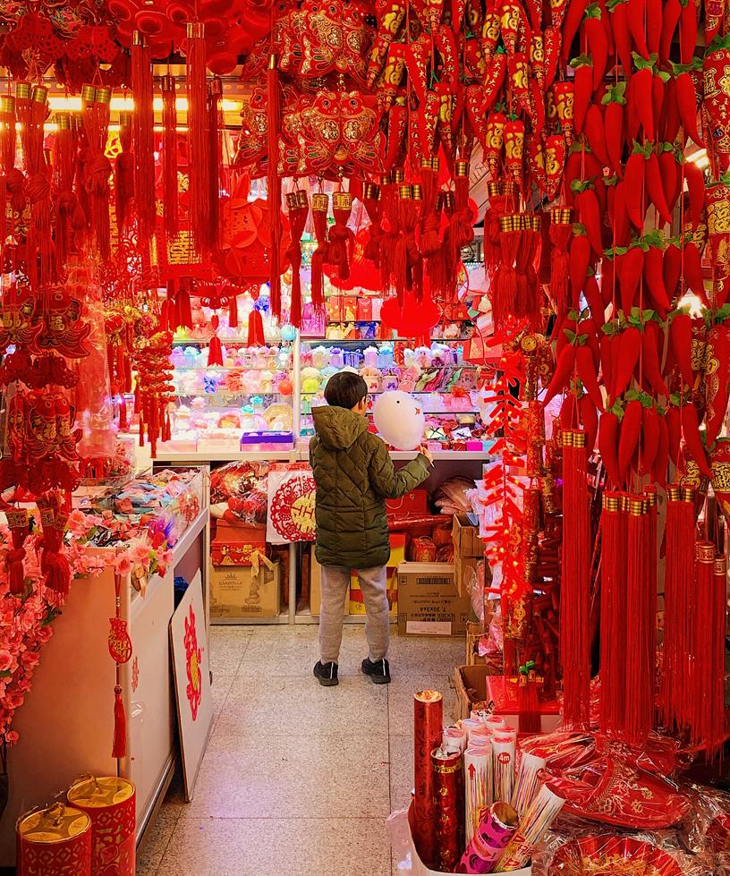 冯乃桉 使用 iPhone XR 于上海拍摄