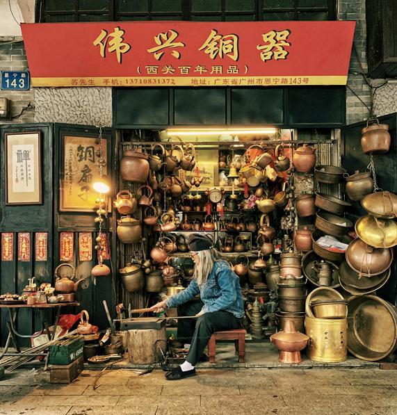李杜 使用 iPhone Xr 于广州拍摄
