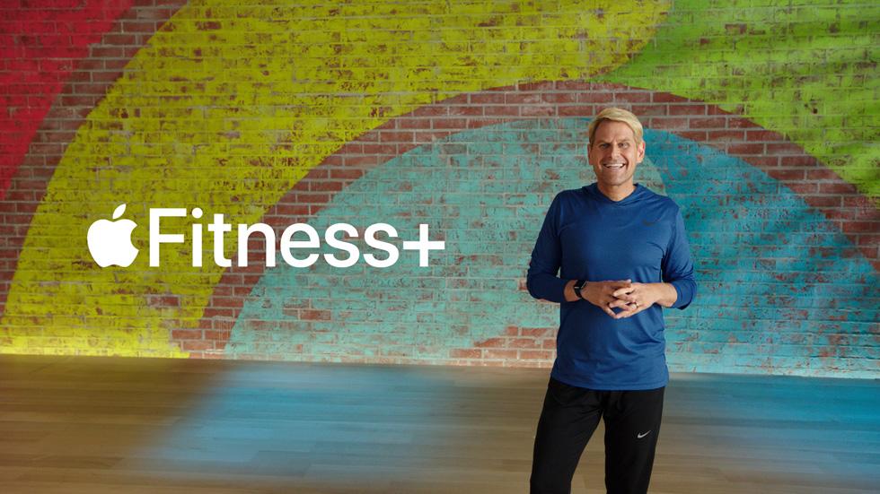 Jay Blahnik 介绍 Apple Fitness+。