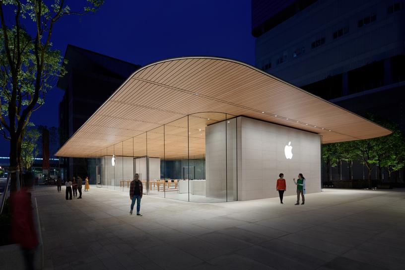 Apple 信义 A13 外观。