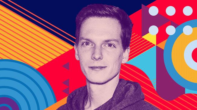 独立游戏开发者 Phillip Stollenmayer。