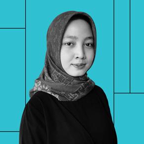 Aisyah Widya Nur Shadrina,印度尼西亚雅加达 Apple 开发者学院毕业生。