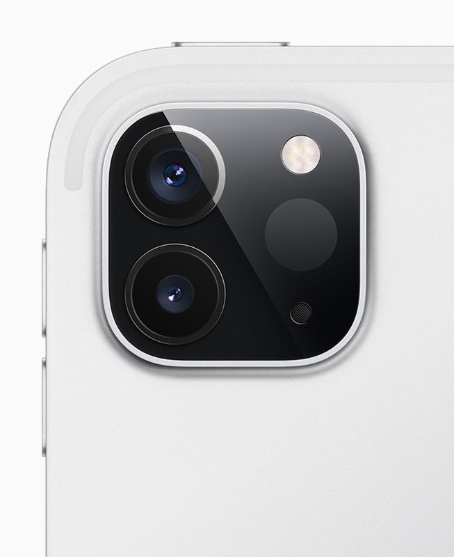 iPad Pro 摄像头。