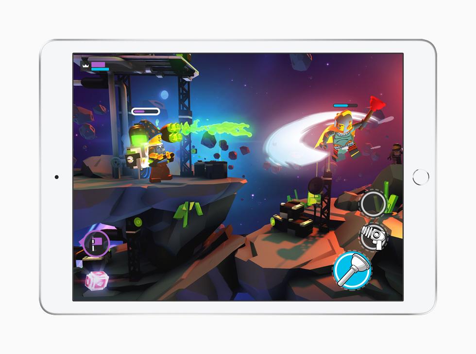 iPad (eighth-generation) with Apple Arcade.