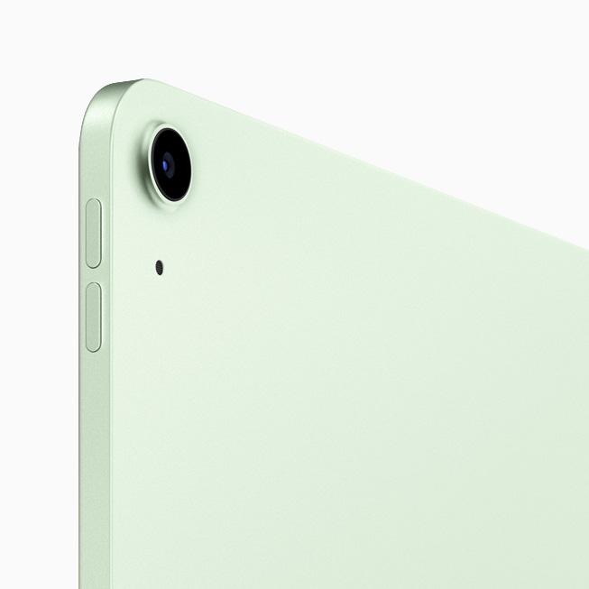 绿色 iPad Air 后置摄像头。