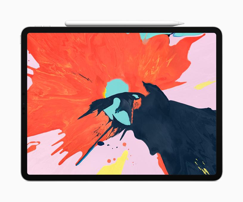新一代 iPad Pro。