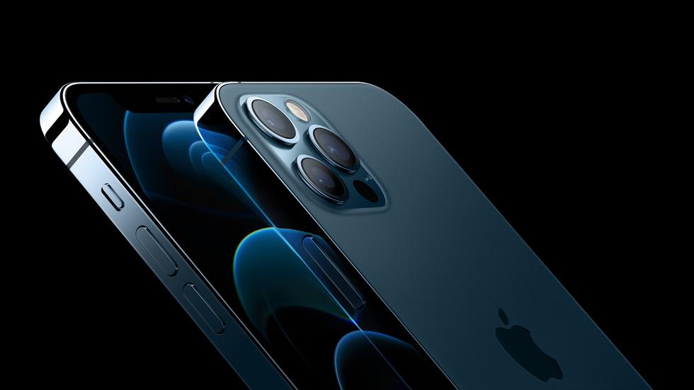iPhone 12 Pro 和 iPhone 12 Pro Max。