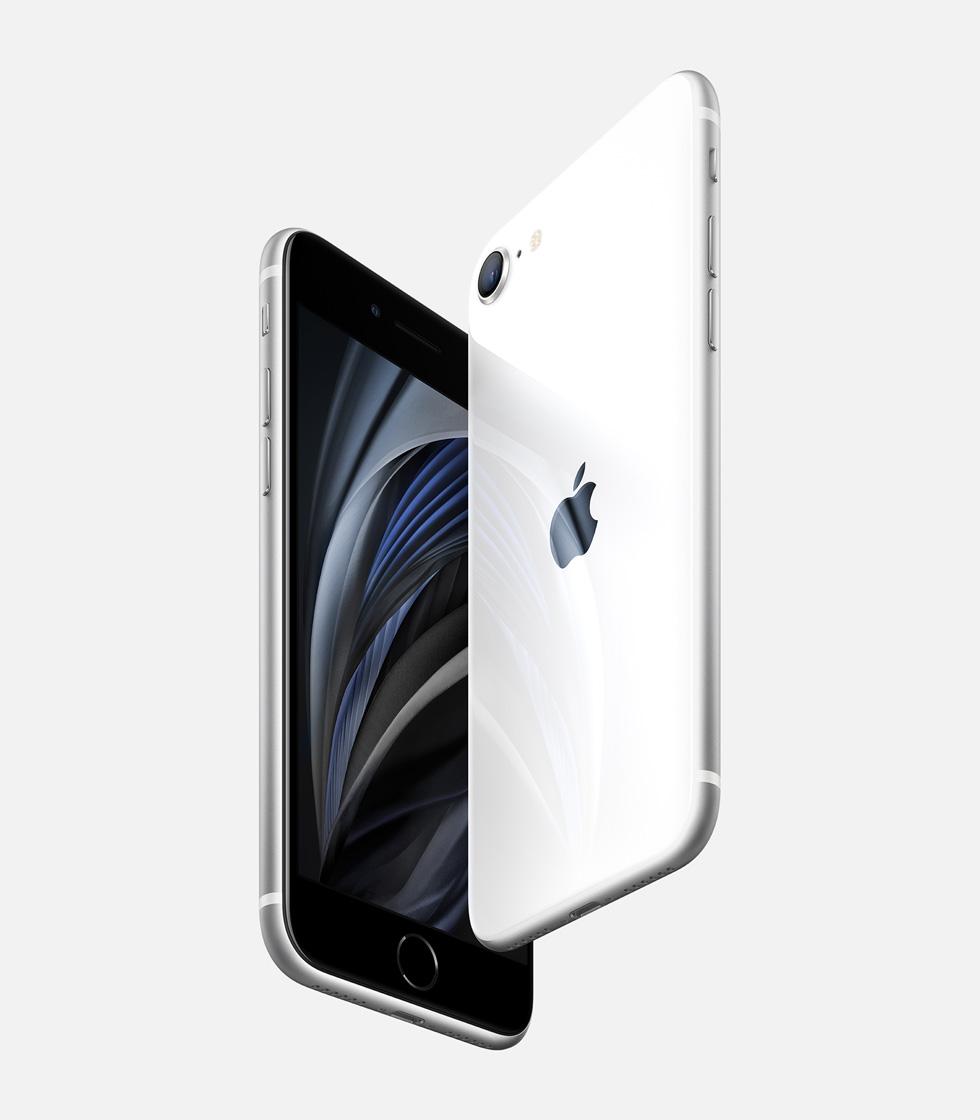 新款 iPhone SE。
