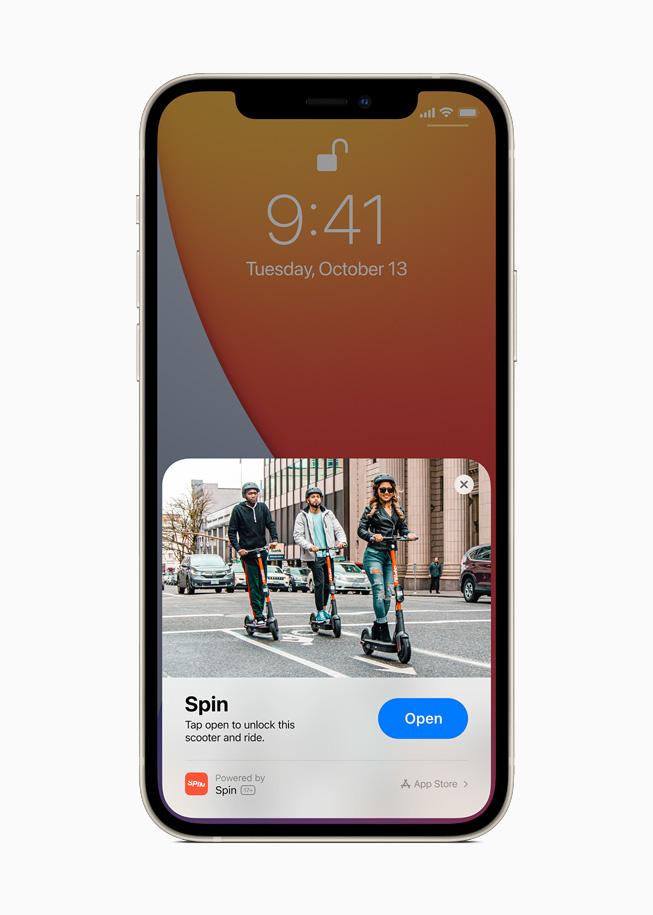 Spin 出行 app 的轻 app。