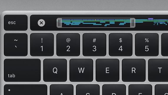 妙控键盘。