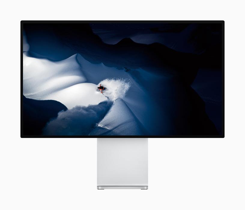 Pro Display XDR 让高动态范围演绎得更加淋漓尽致。