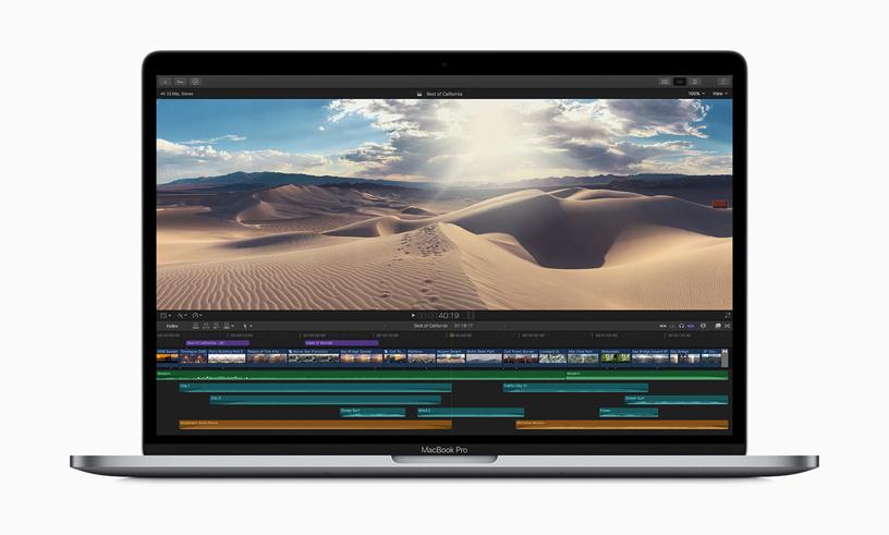 15 英寸 MacBook Pro。