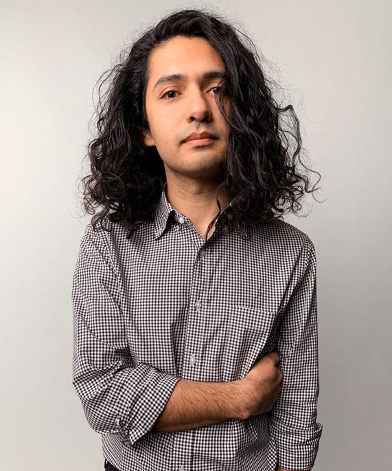 Rodrigo Tello 的人像照